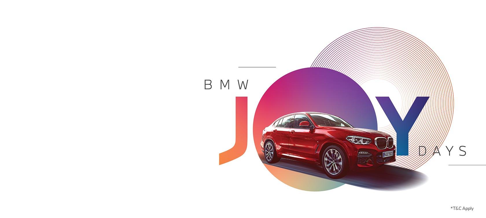 The BMW X4 SERIES
