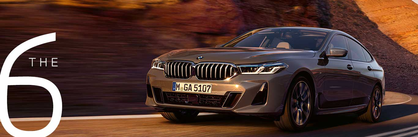 The BMW 6 Series